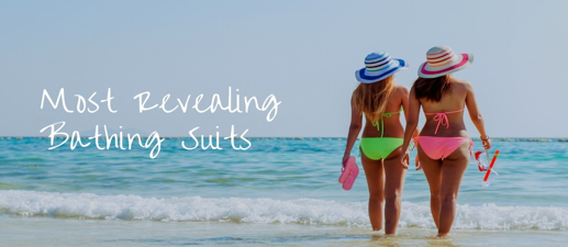 Why are womens bathing suits so revealing