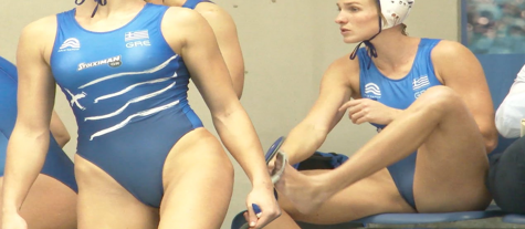 Why are womens water polo suits thongs